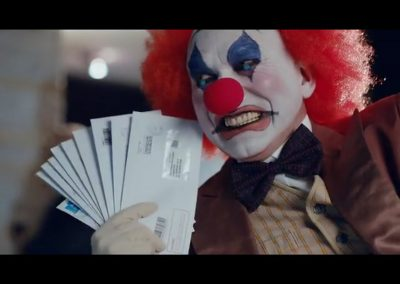 GETTIN BANK / Clown