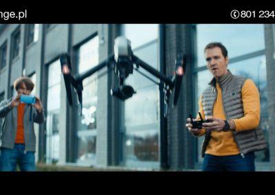 ORANGE / Drones